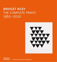 Bridget Riley: The Complete Prints Cover