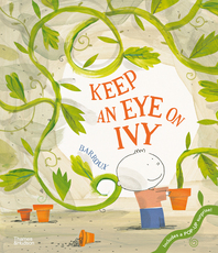 Keep an Eye on Ivy Cover