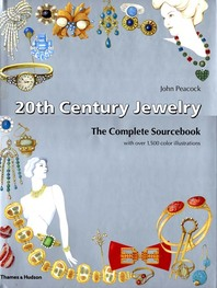 20th Century Jewelry: The Complete Sourcebook Cover