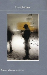 Saul Leiter Cover