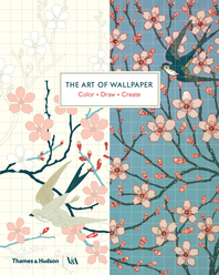 The Art of Wallpaper: Color, Draw, Create Cover