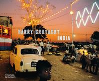Harry Gruyaert: India Cover