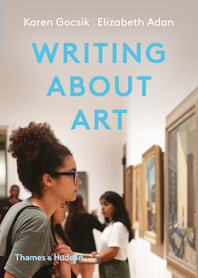 Writing About Art Cover