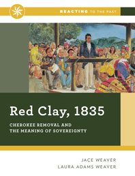 Red Clay, 1835