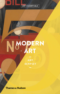 Modern Art: Art Essentials Series Cover