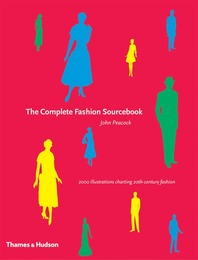 The Complete Fashion Sourcebook Cover