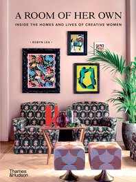 A Room of Her Own: Inside the Homes and Lives of Creative Women Cover