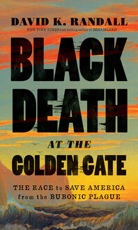 Cover of Black Death at the Golden Gate