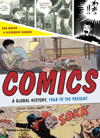 Comics: A Global History, 1968 to the Present Cover
