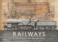 Railways: A History in Drawings Cover
