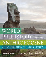 World Prehistory and the Anthropocene Cover