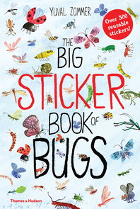 Big Sticker Book of Bugs Cover