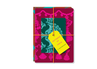 Patterns of India: Notebooks: Set of 3 Cover