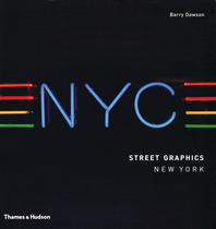 Street Graphics New York Cover