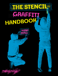 The Stencil Graffiti Handbook Cover