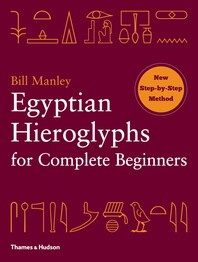 Egyptian Hieroglyphs for Complete Beginners Cover