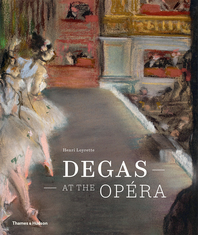 Degas at the Opera Cover
