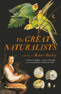The Great Naturalists Cover