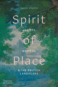 Spirit of Place: Artists, Writers & The British Landscape Cover