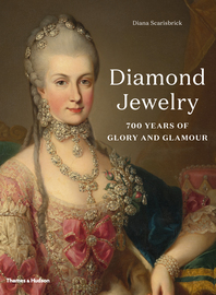 Diamond Jewelry: 700 Years of Glory and Glamour Cover