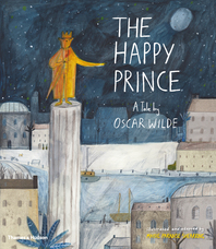 The Happy Prince: A Tale by Oscar Wilde Cover