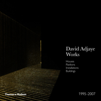 David Adjaye: Public Buildings and Houses, 1998-2008 Cover