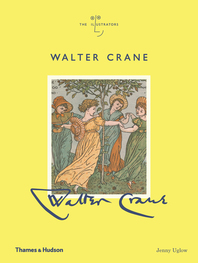 Walter Crane: The Illustrators Cover