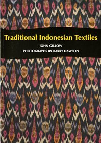Traditional Indonesian Textiles Cover