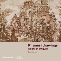Piranesi Drawings Cover