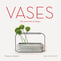 Vases: 250 State-of-the-Art Designs Cover