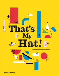 That's My Hat! Cover