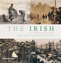 The Irish: A Photohistory Cover