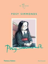 Posy Simmonds: The Illustrators Cover