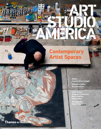 Art Studio America: Contemporary Artist Spaces Cover