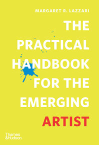 The Practical Handbook for the Emerging Artist Cover
