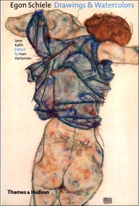 Egon Schiele: Drawings and Watercolors Cover