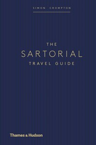 The Sartorial Travel Guide Cover