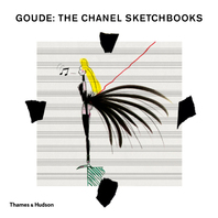 Goude: The Chanel Sketchboks Cover