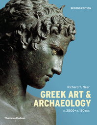 Greek Art and Archaeology Cover
