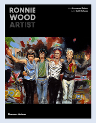 Ronnie Wood: Artist Cover